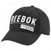 Черная бейсболка Reebok Terrain Ready CE4124 - 2018