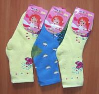 Яркие махровые носки для девочки. Размер: 24-36, фото 1