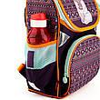 Рюкзак школьный GoPack GO18-5001S-4 каркасный, фото 5