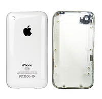 Iphone 3g задняя крышка 8gb цвет-белый