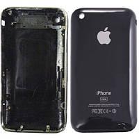 Для Iphone 3gs задняя крышка 8gb цвет-черный