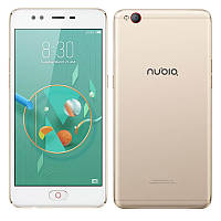 """Смартфон ZTE Nubia M2 Lite 3/64Gb, Gold, 8 ядер, 16/13Мп, 5.5"""" IPS, 4G, 3000 мАч, MT6750, фото 1"""