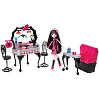 Кукла Монстер Хай  Дракулаура и ее закусочная ( Monster High Die-Ner and Draculaura Play)