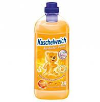Кондиционер-ополаскиватель Kuschelweich (Карибские мечты) 1л  (28 стирок)