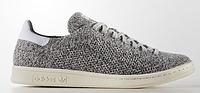 Мужские кроссовки Adidas STAN SMITH city MARATHON серые