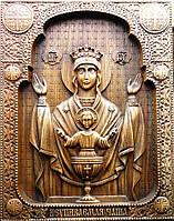 Иконы Божьей Матери. Икона Неупиваемая Чаша
