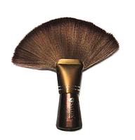 Сметка парикмахерская для сметания волос Salon Professional веер 0079