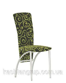 Обеденный стул Amely chrome