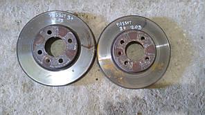 Гальмівний диск Volkswagen Passat B4