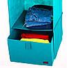 Ящик-органайзер для хранения вещей L (лазурь), фото 5