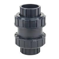 Обратный клапан ПВХ ERA шаровый Обратный клапан шаровый ERA, диаметр 20 мм. (bf)