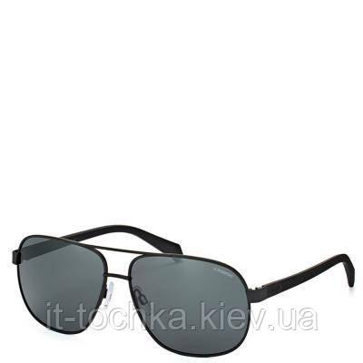 Мужские очки polaroid p2056s-00358m9 с поляризационными линзами