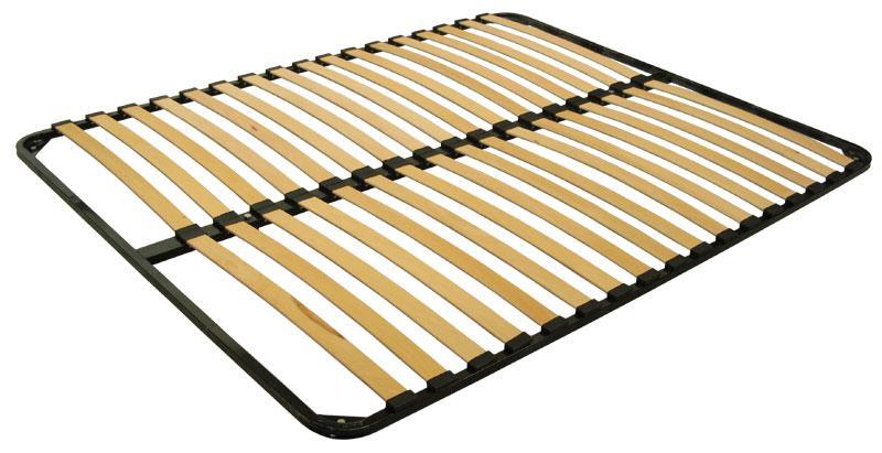Металевий каркас до ліжка б/ніг 1600х2000 Світ Меблів