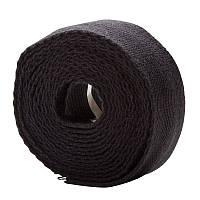 B'TWIN Cotton Handlebar Tape - Black