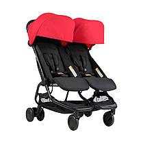 Детская коляска 2 в 1 для двойни Mountain Buggy Nano Duo, фото 2