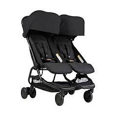 Детская коляска 2 в 1 для двойни Mountain Buggy Nano Duo