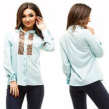 Рубашка с пайетками, фото 3