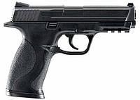 Пистолет пневматический SAS (S&W MP-40) (RM). Корпус - пластик