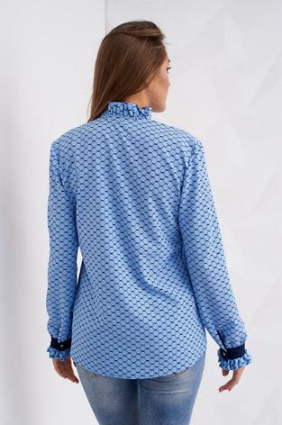 """Интересная блуза """"Мария"""", фото 2"""