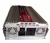 Автомобильный инвертор 12-220В с функцией зарядки DC. 2000W, фото 1