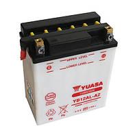 Аккумулятор кислотный YUASA YB12AL-A2 12Ah 150A