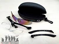 Тактические очки Oakley 1 балистические (Окли)