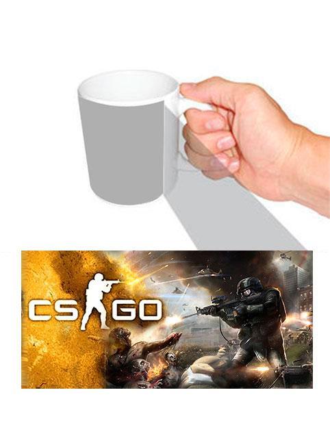 Чашка CS:GO