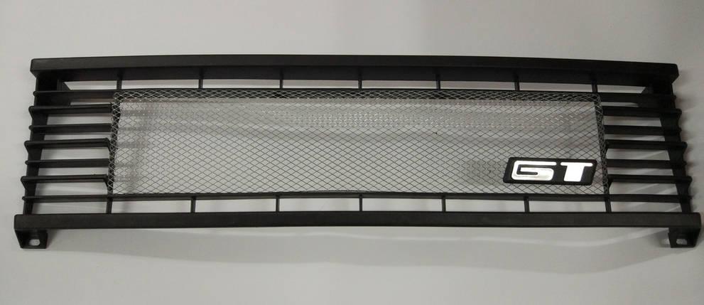 Решетка радиатора 2105 черная СЕТКА, фото 2