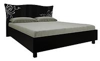 Кровать спальное место 1,60 м Богема