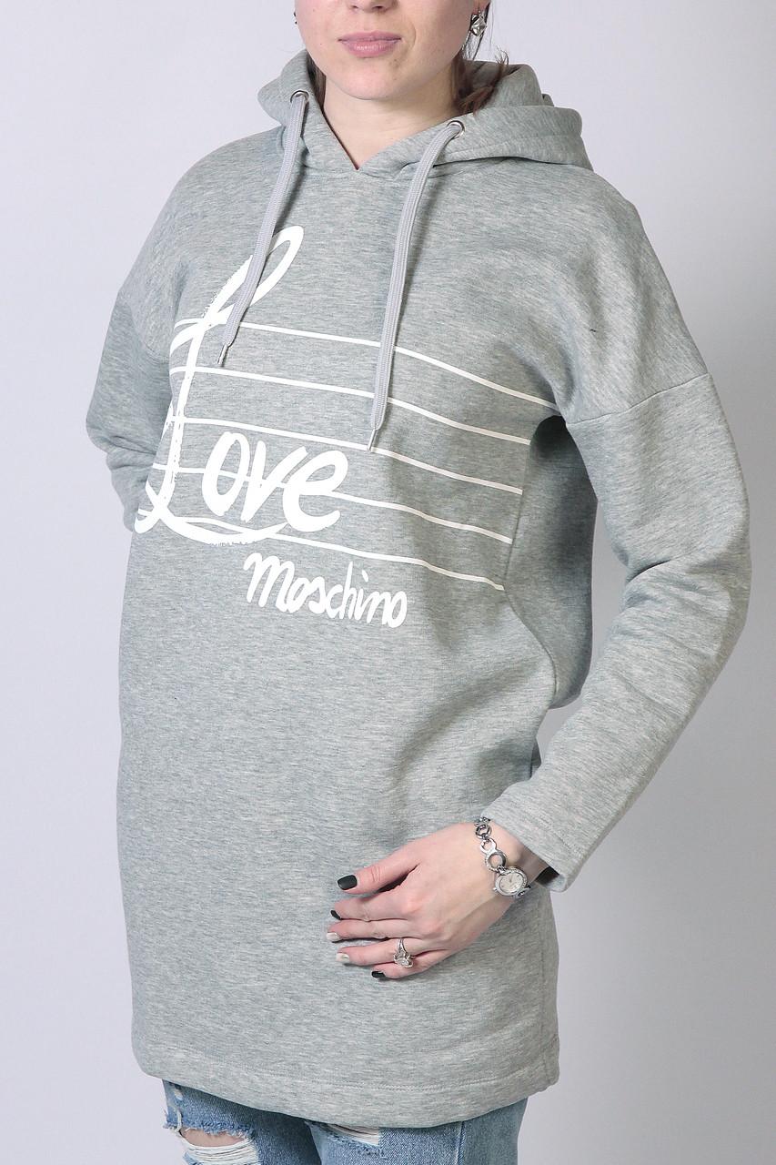 Худи женская Moschino