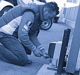 CAME BX-74 MINI-KIT автоматика для відкатних воріт до 400 кг, фото 9