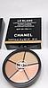 Консилер Chanel 5-color Le Blanc (2 номера)