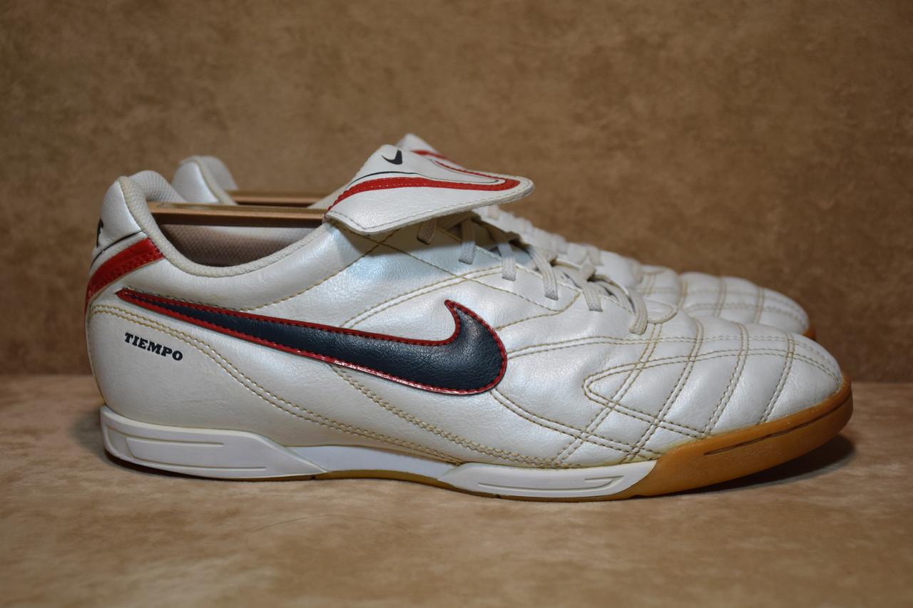 90964470 Кроссовки для зала футзалки Nike Tiempo Natural III. Оригинал. 42 р./26.5