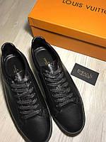 Мужская обувь кроссовки сникерсы кеды Louis Vuitton