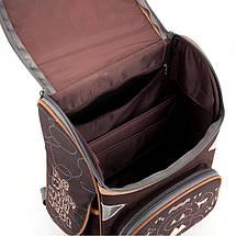 Рюкзак школьный GoPack GO18-5001S-12 каркасный, фото 3