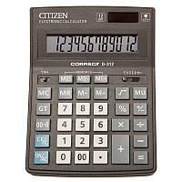 Калькулятор CITIZEN CORRECT D - 312