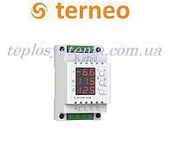 Терморегулятор Terneo sneg с датчиком осадков (на DIN-рейку), Украина