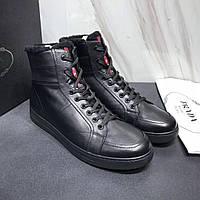 Мужская обувь зимняя Prada