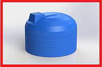 Вертикальная Пластиковая Емкость для Воды и Сыпучих Материалов Rotoplast RPV-5000л