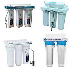 Многоступенчатые системы очистки воды
