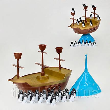 """Настольная игра балансир """"Пінгвінопад"""". Держи баланс Пингвинопад, фото 2"""