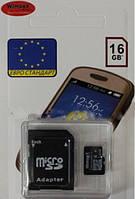 WIMPEX micro 16 GB, Карта Флеш-памяти MicroSD, MicroCD 16 GB, Универсальная MicroSD с переходником