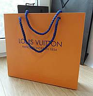 Подарочный пакет Louis Vuitton, горизонт,mini, фото 1