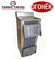 Твердотопливный котел Огонек КОТВ-20В.