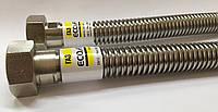 Гибкий гофрированный шланг для газа из нержавеющей стали ECO-FLEX 0,6 м Ду20