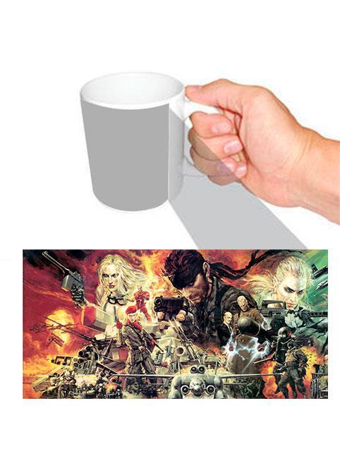 Чашка Battlefield