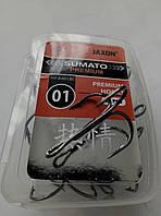 Крючки для рыбалки ТРОЙНИК Jaxon SUMATO Premium №01  1 шт
