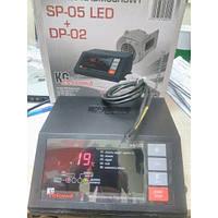 Комплект автоматики для твердотопливного котла SP 05 LED + DP02 KG Elektronik