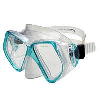 Маска для плавания Spokey Natator (original) Польша, маска для ныряния, очки-маска, для взрослых