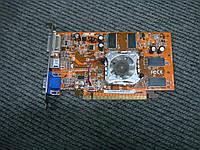 Видеокарта Asus Radeon EAX550GE 256MB PCI-E, фото 1